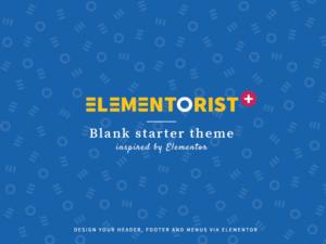 Elementorist Plus screenshot